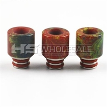 510 Double O-Ring Acrylic Drip Tips (5pack)