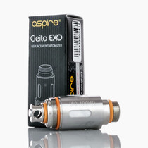 Aspire Cleito EXO Replacement Coils .16 ohm - Pack of 5 (MSRP $20.00)