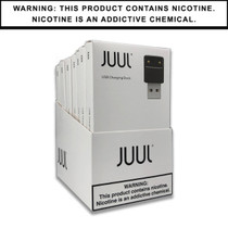 JUUL Charger | Display of 8  (MSRP $10.99ea)