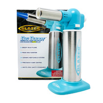 Blazer Big Buddy Turbo Torch (MSRP $40.00)