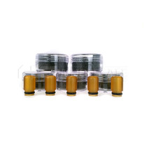 510 Size Ultem Drip Tips Pack of 5(MSRP $6.99ea)