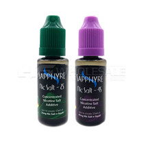 Sapphyre Concentrated Nicotine Salt Additive 15ML (MSRP $2.50-$3.00)