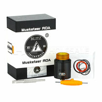 Blitz - Musketeer RDA (MSRP $38.00)