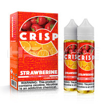 Crisp E-Liquid By Cosmic Fog 2x60ML (MSRP $30.00)