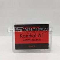 Coil Master - Prebuilt Coil Kanthal A1 Pack of 100 (MSRP $12.50)