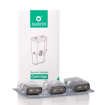 Suorin Ishare Replacement Pods Pack Of 3 (MSRP $15.00)