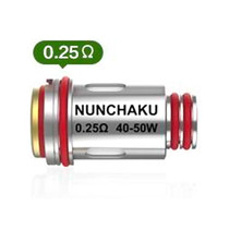 Uwell Nunchaku Tank Replacement Coils Pack Of 4 (MSRP $20.00)