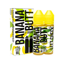 Banana Butt E-Liquid 120ML (MSRP $29.99)