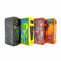 Sigelei Kaos Z 200W Rezin Edition TC Box Mod (MSRP $80.00)