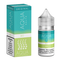 Aqua Salt E-Liquid 30ML (MSRP $20.00)
