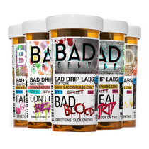 Bad Drip Salts E-Liquid 30ML (MSRP $25.00)