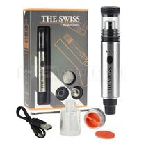 Atmos Swiss Dry Herb & Wax Consistency Vaporizer Kit *Drop Ship* (MSRP $124.99)