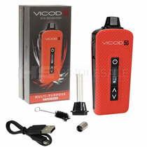 Atmos Vicod 5G 2nd Generation Dry Herb & Wax Vaporizer Pen Kit 2200mAh *Drop Ship* (MSRP $129.99)