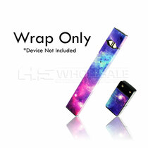 Juul Vinyl Wraps By Vape Central Group Pack of 5 (MSRP $10.00ea)