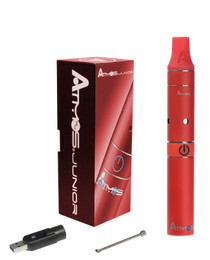 Atmos Junior Portable Wax Vaporizer Pen Kit 350mAh * Drop Ship* (MSRP $34.99)