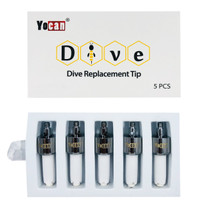 Yocan Dive Ceramic Replacement Coil Pack Of 5 (MSRP $25.00)