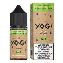 Yogi Salts E-Liquid 30ML (MSRP $22.00)