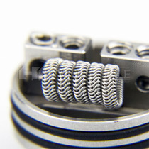 Alien Clapton Black Label Prebuilt Coils Kit 20 Piece By AKATTAK *Drop Ship* (MSRP $19.99)