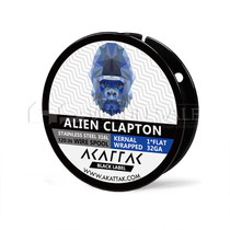 Alien Clapton Wire Spool Prebuilt Coil By AKATTAK *Drop Ship* (MSRP $17.99)