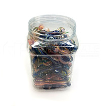 Gold Fumed & Dicro Mixed Design Chillums - Multi Packs (MSRP $6.00ea)