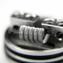 Alien Clapton Kanthal A1 20 Piece By AKATTAK *Drop Ship* (MSRP $16.99)