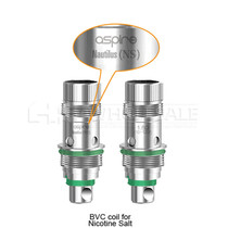 Aspire - Nautilus AIO BVC Coil - 5 Pack (MSRP $15.00)
