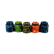 Dollar Resin Drip Tips - Assorted Pack of 5 (MSRP $10.00ea)