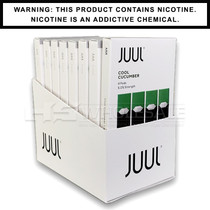 JUUL Pods 5% 4-Pack Flavored | Display of 8