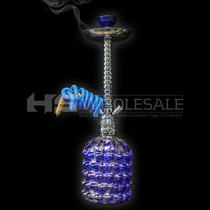 "Zezo - 26"" Cloud Large Base Hookah (MSRP $119.99)"