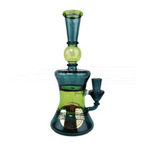 On Point Glass - Slyme Work Water Pipe (MSRP $145.00)