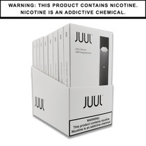 JUUL Basic Kit | Slate | Display of 8 (MSRP $34.99ea)