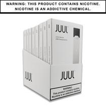 JUUL Basic Kit | Silver | Display of 8 (MSRP $34.99ea)