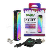 Ooze - Cruze Extract VV Carto Battery Kit (MSRP $25.99)