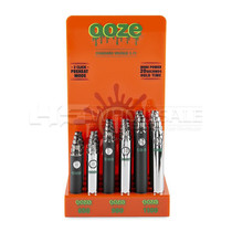 Ooze - Standard 510 Carto Battery - Display of 24 (MSRP $9.99ea)