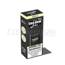 Nitro's Cold Brew Solos Disposable E-Cig 300 Puffs (Case of 10) *Drop Ship* (MSRP $9.99 Each)