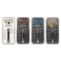 Brass Knuckles - Empty 1g 510 Cartridge Tank with Packaging (MSRP $5.00)
