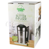 Electric Butter Infuser By Herbal Chef *Drop Ship* (MSRP $99.99)