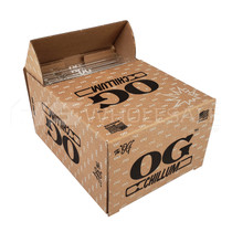OG Chillum - 100pc Cardboard Display (MSRP $5.00ea)