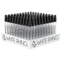 White Rhino - Glass Straw - Display of 100