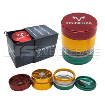 Viking Axe - 63mm 4Part Window Grinder (MSRP $40.00)