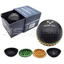Viking Axe - 63mm 4Part Sphere Grinder (MSRP $35.00)