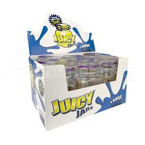 Juicy Jar -  Large Glass Storage Jar - Display of 6 (MSRP $3.00ea)