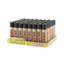 RAW® - Clipper Lighter - Eco 48 Display (MSRP $3.00ea)
