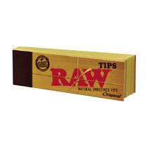 RAW® - Original Tips (50ct) - Display of 50 (MSRP $2.00ea)