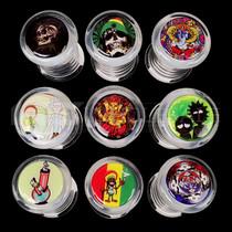 Pop Top Assorted Design Jar (MSRP $6.00)