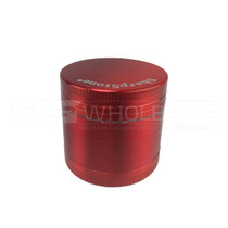 Sharpstone - 40mm 4Part Chromium Zinc Alloy Grinder (MSRP $10.00)