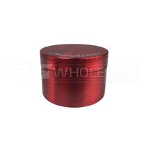 Sharpstone Style - 52mm 4Part Chromium Zinc Alloy Grinder (MSRP $12.00)