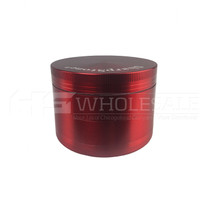 Sharpstone - 62mm 4Part Chromium Zinc Alloy Grinder (MSRP $16.00)