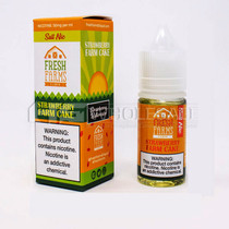 Nic Salt By Fresh Farms E-Liquid 30ML 50MG *New Flavors* *Drop Ship* (MSRP $19.99)