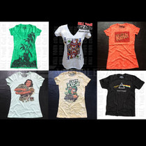 Kill Your Culture - Women's T-Shirts - In House Stock (MSRP $30.00)